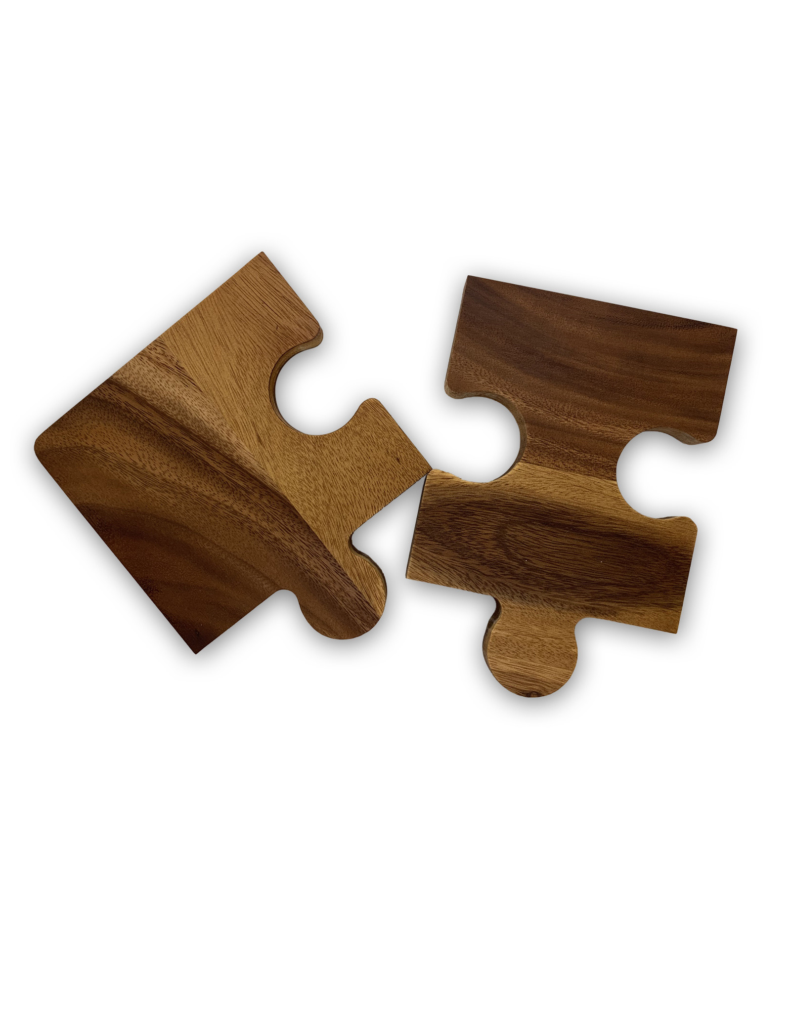 Puzzle Pieces Cheese Board