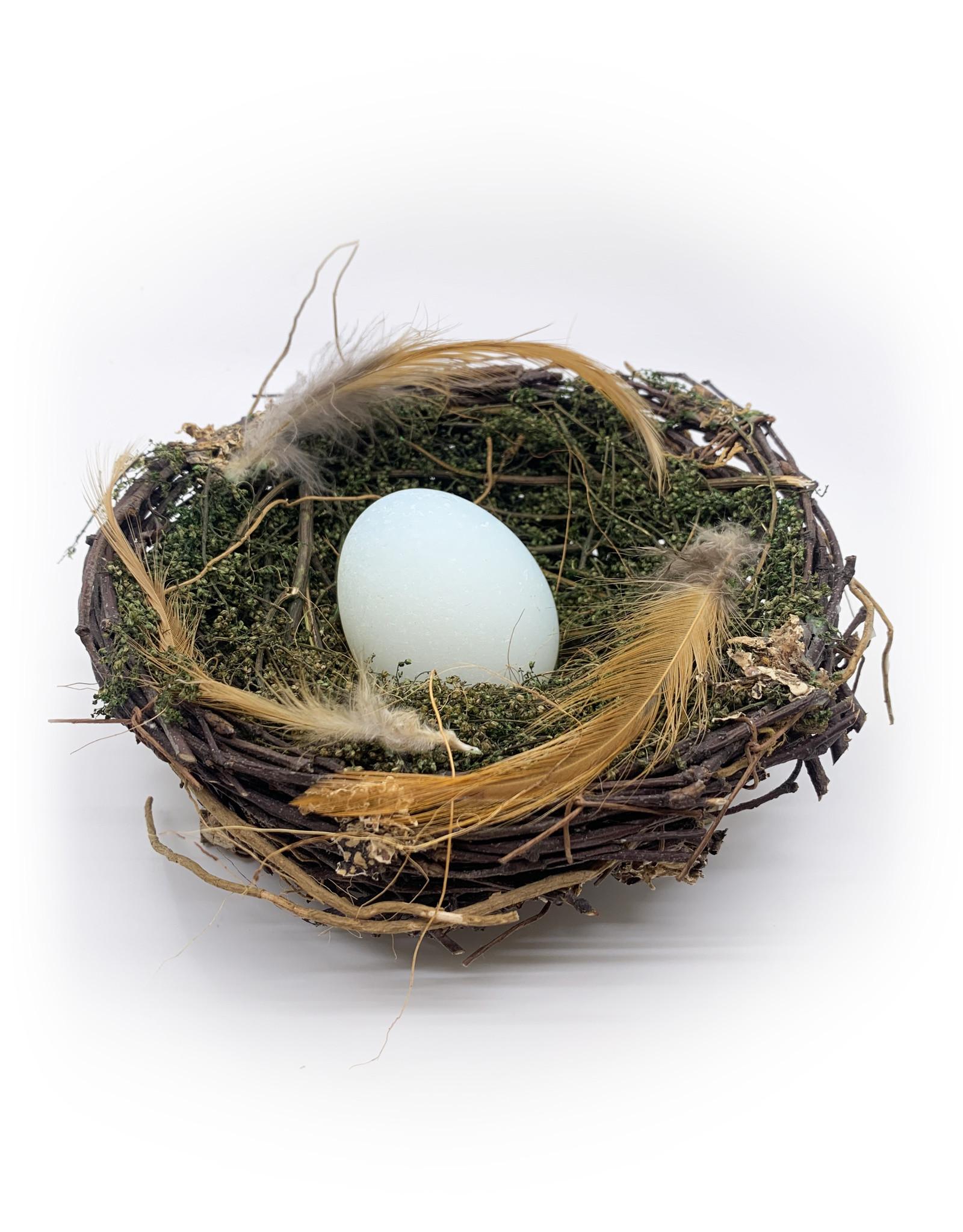 Glass Egg Duck
