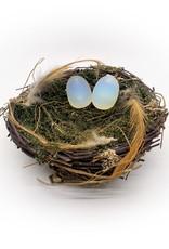Glass Egg Quail