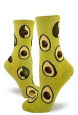 Socks Womens Avocado Phase
