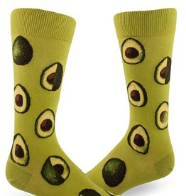 Socks Mens Avocado Phase