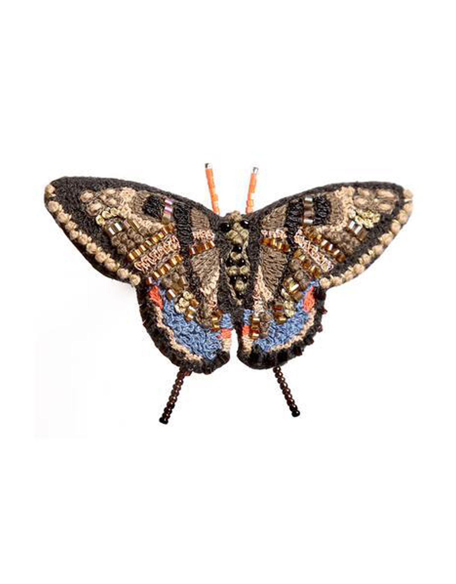 Swallowtail Butterfly Brooch Pin