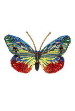 Cepora Jewel Butterfly Brooch