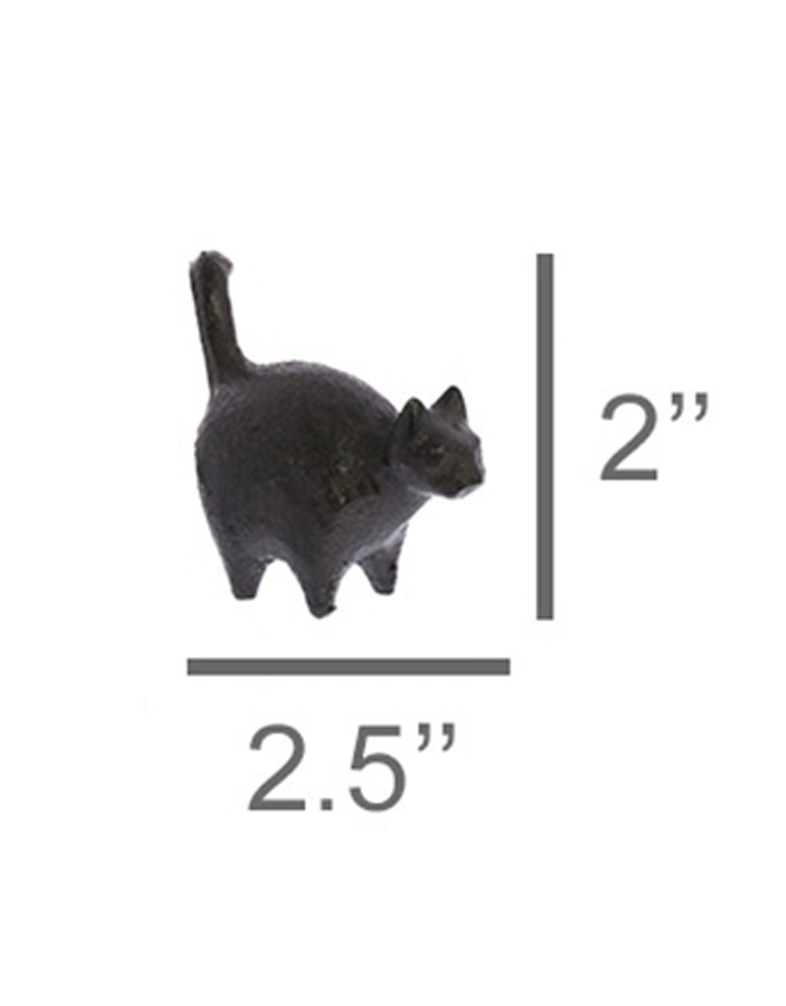 Mini Critter Cat Cast Iron