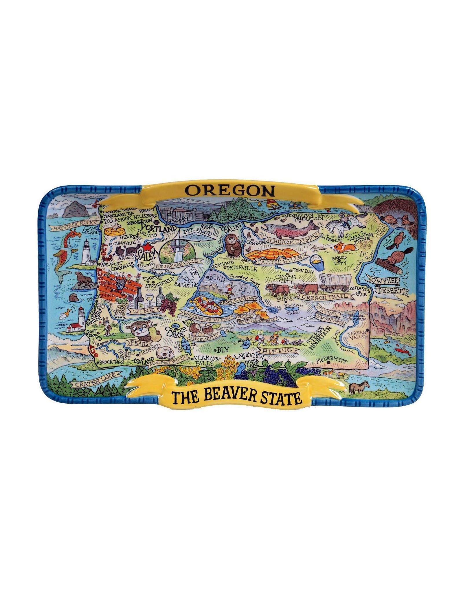 Oregon Platter