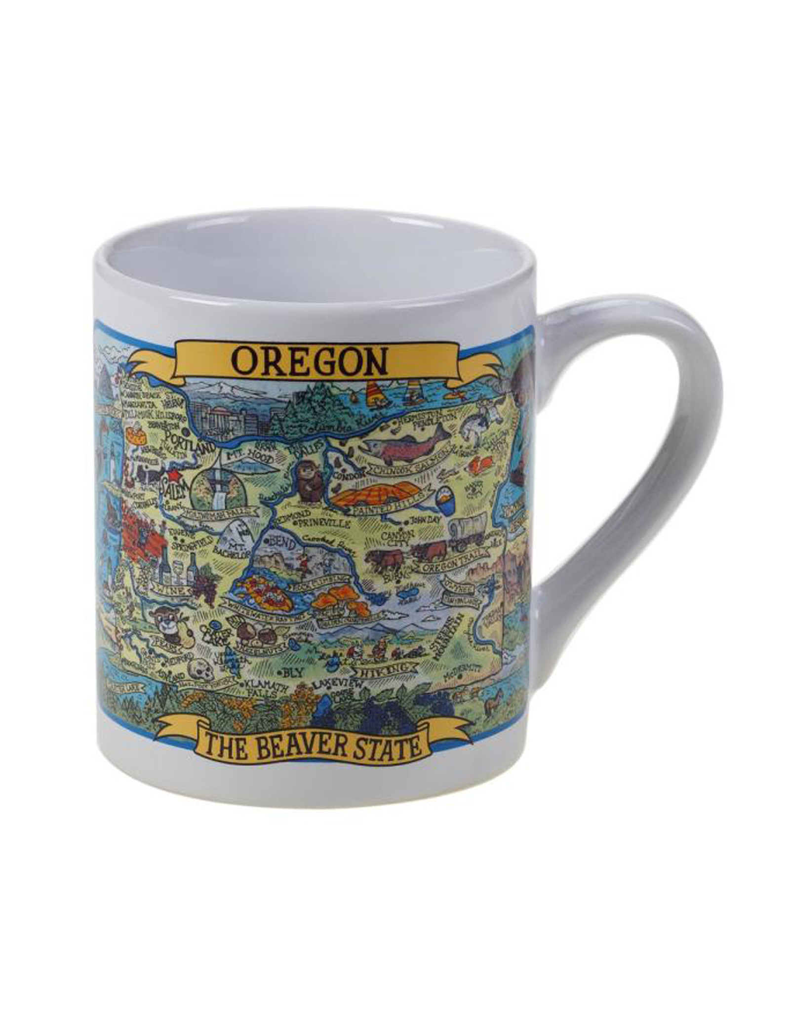 Oregon Jumbo Mug