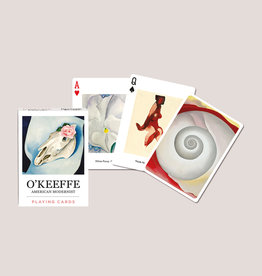 Playing Cards Georgia OKeefe