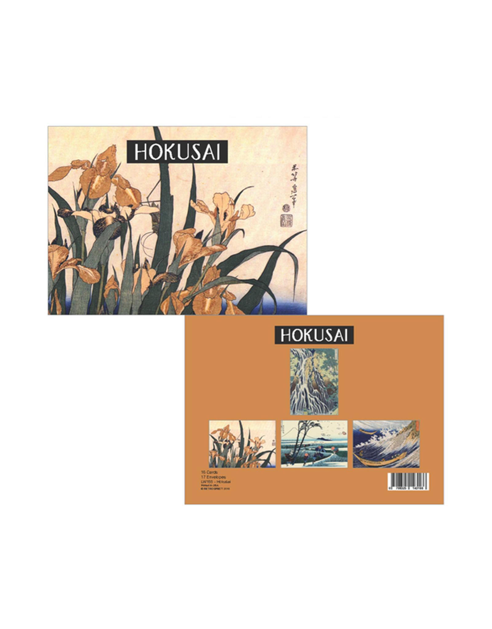 Hokusai Boxed Cards