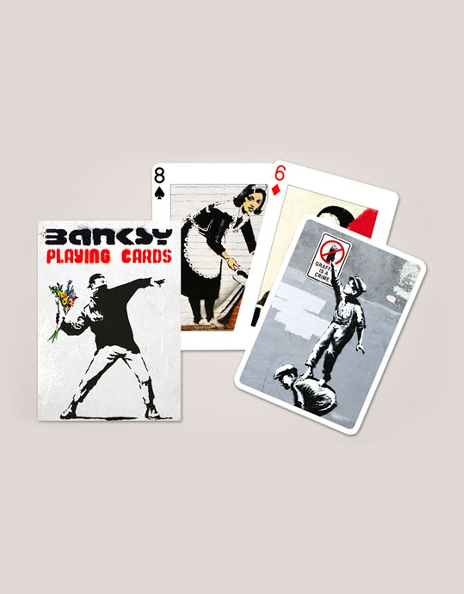 Bansky Playing Cards