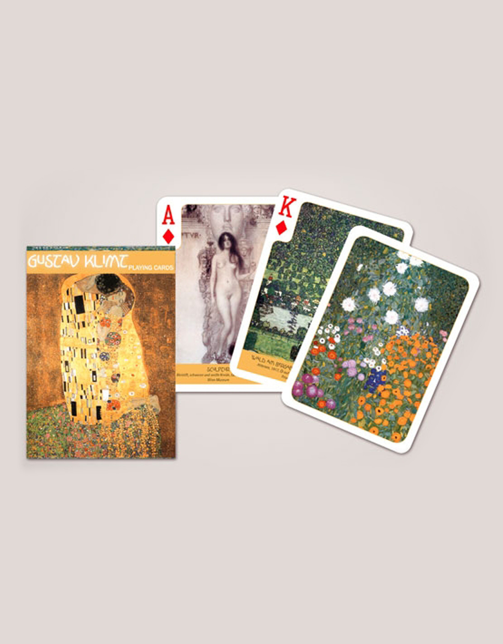Klimt Playing Cards