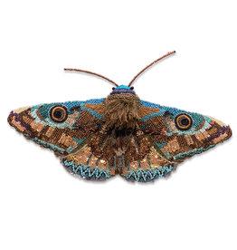 Objet D'art Donuca Moth