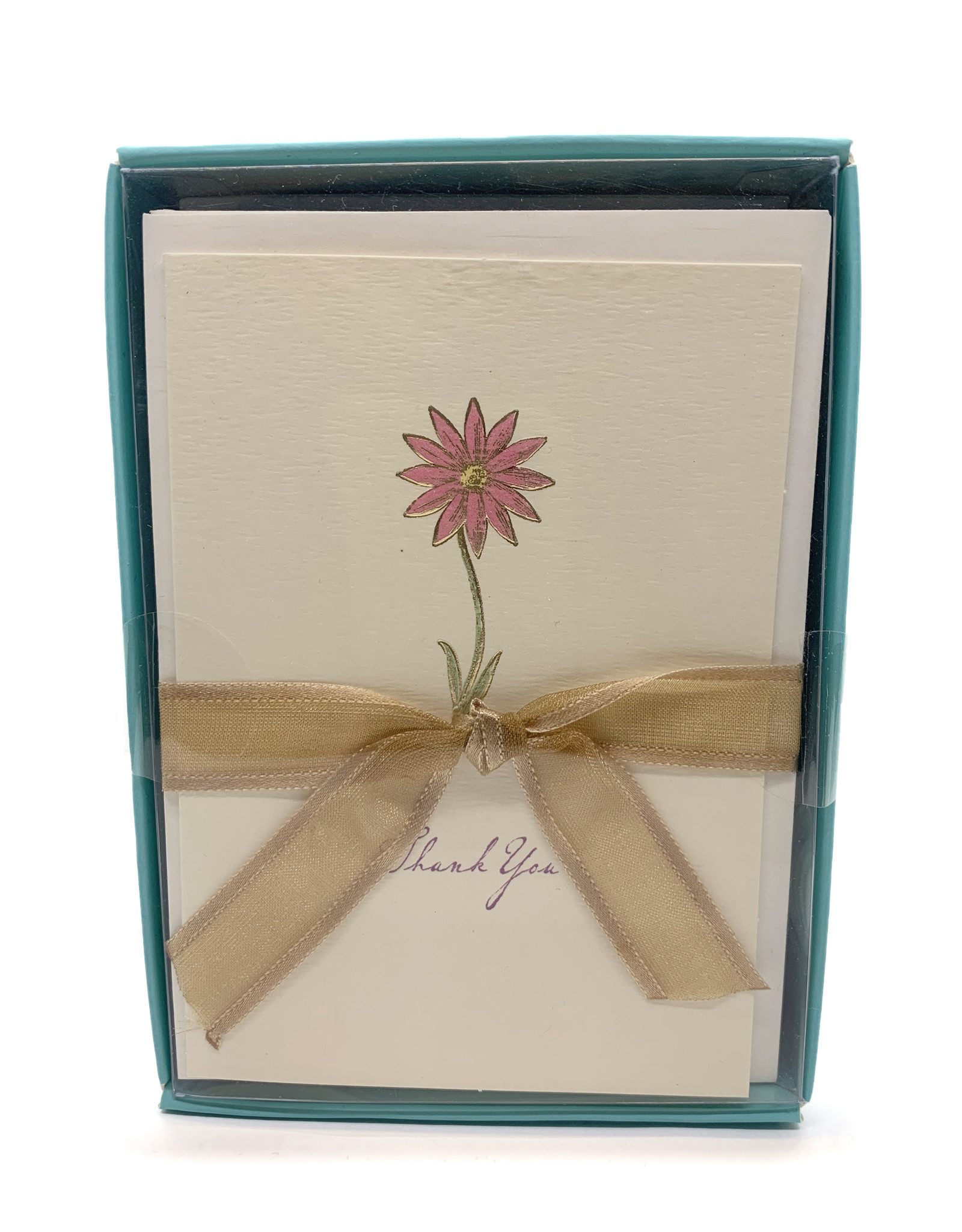 Thank You Cards A Single Daisy