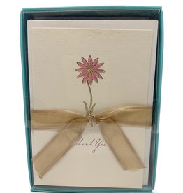 Thank You Cards A Single Daisy