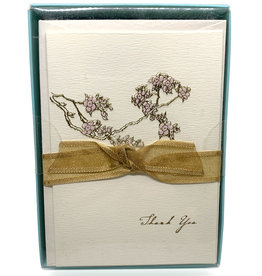 Thank You Cards Cherry Blossoms