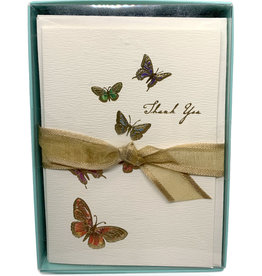 Thank You Cards Butterflies