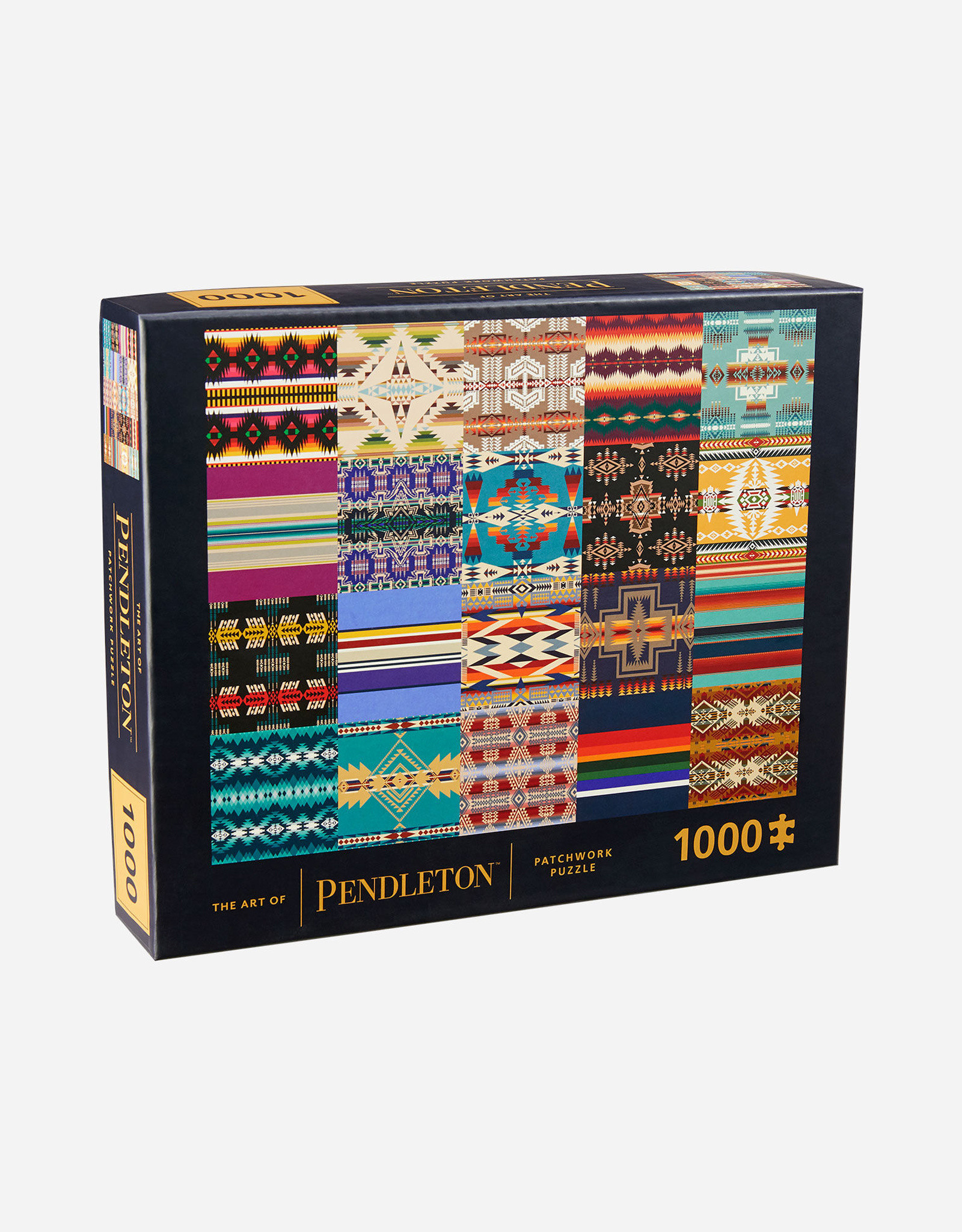 Puzzle Art Of Pendleton