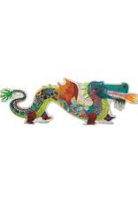 Giant Puzzle Leon The Dragon