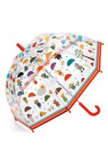 Under The Rain Kids Umbrella
