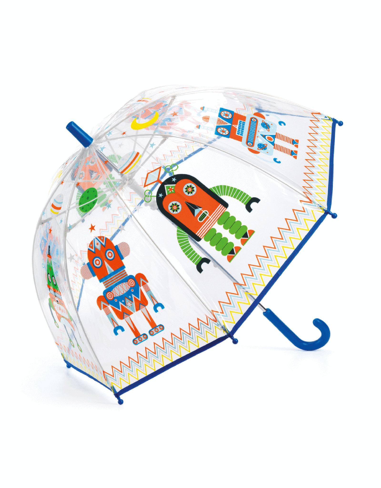 Robots Kids Umbrella