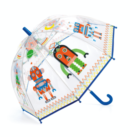Robots Kids Umbrella