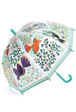 Flowers and Birds Kids Umbrella