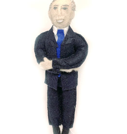 Felt Ornament Joe Biden