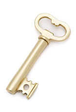Bottle Opener Golden Key