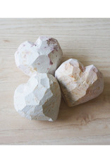 Hand Carved Soapstone Heart