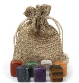 Chakra Stone Meditation Set