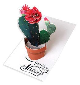 Cactus Pop-up Card