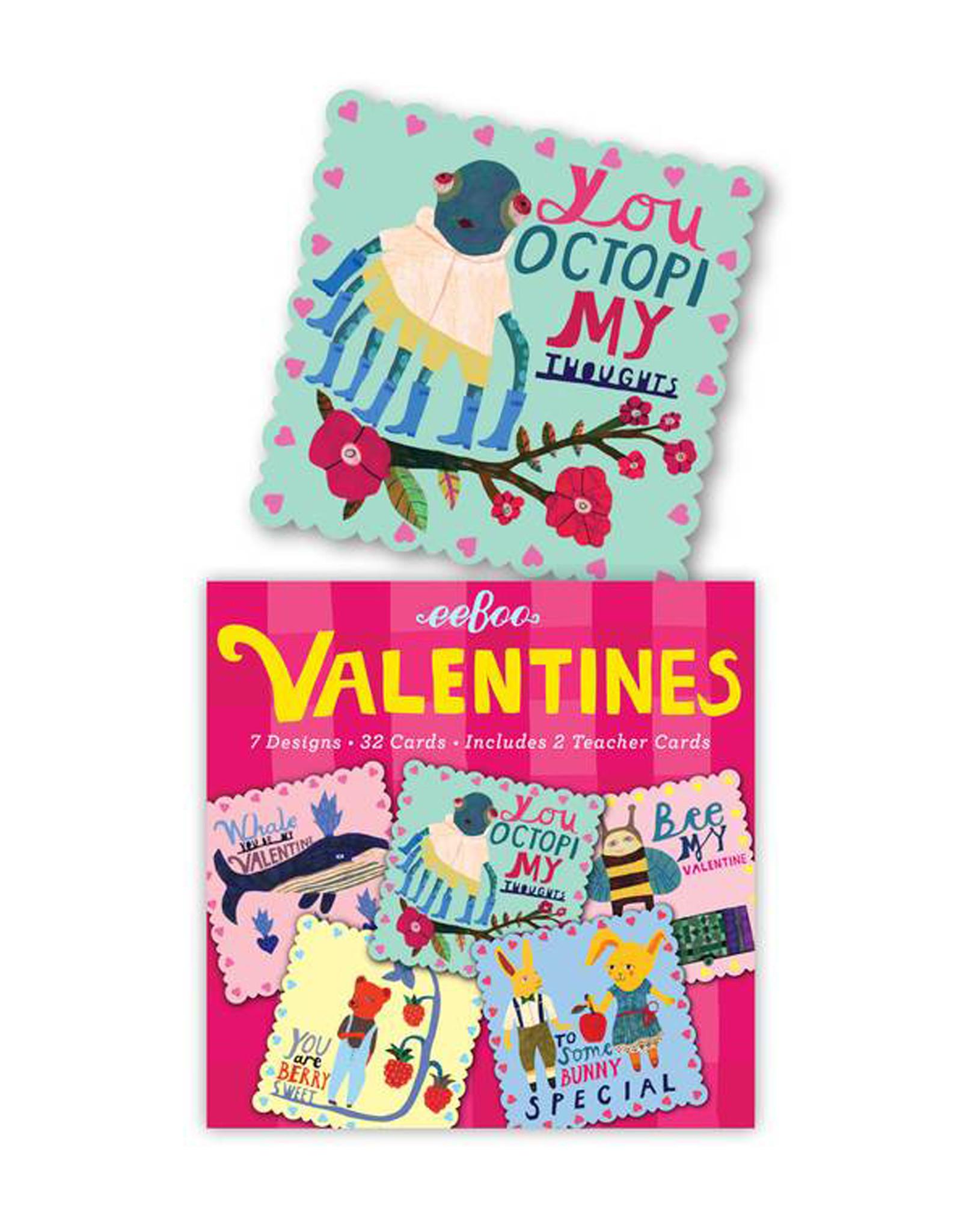Kids Valentines Assorted