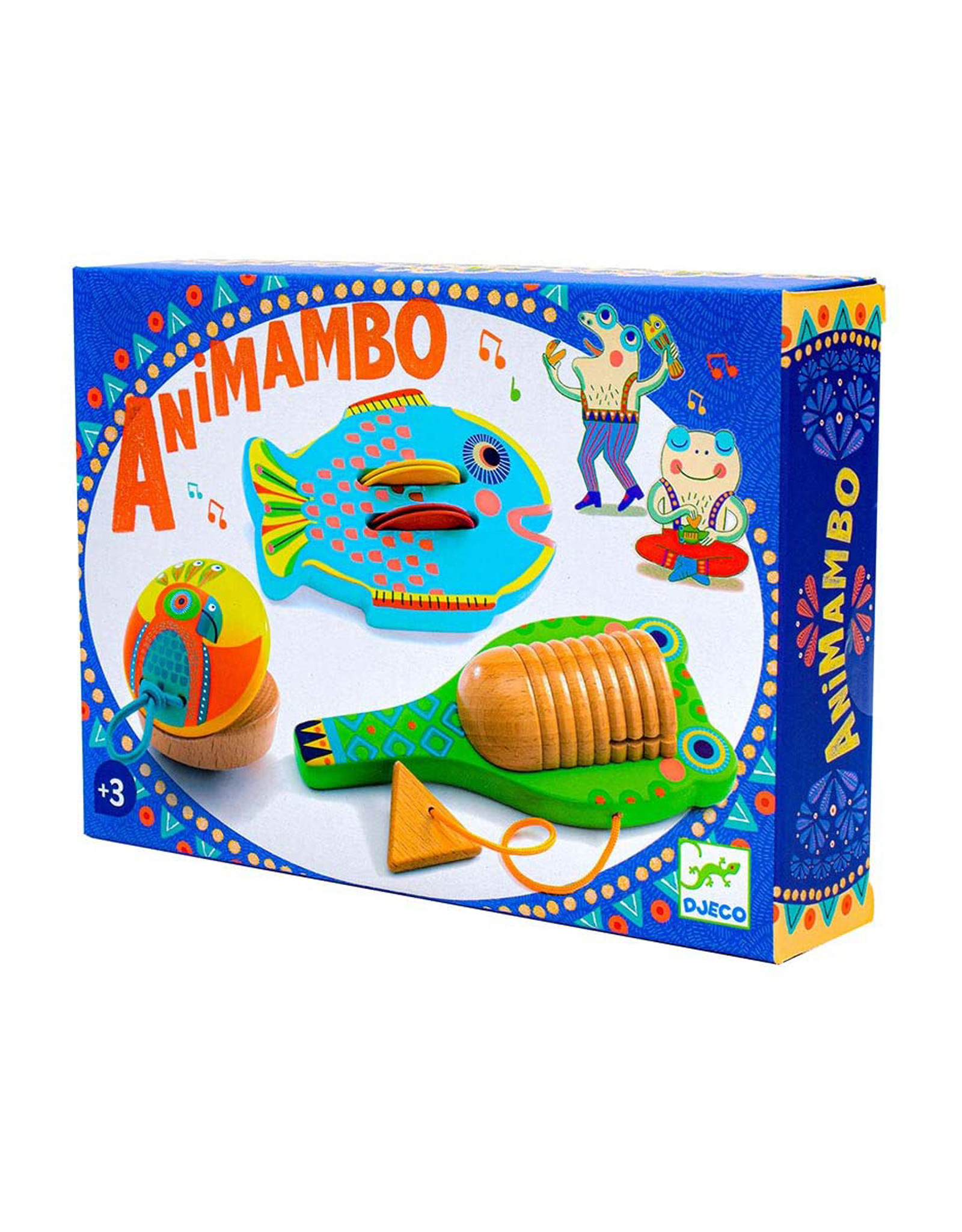 Animambo Percussion Set