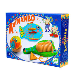 Animambo Percussion Set