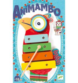 Animambo Cymbal & Xylophone