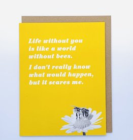 World Without Bees Card