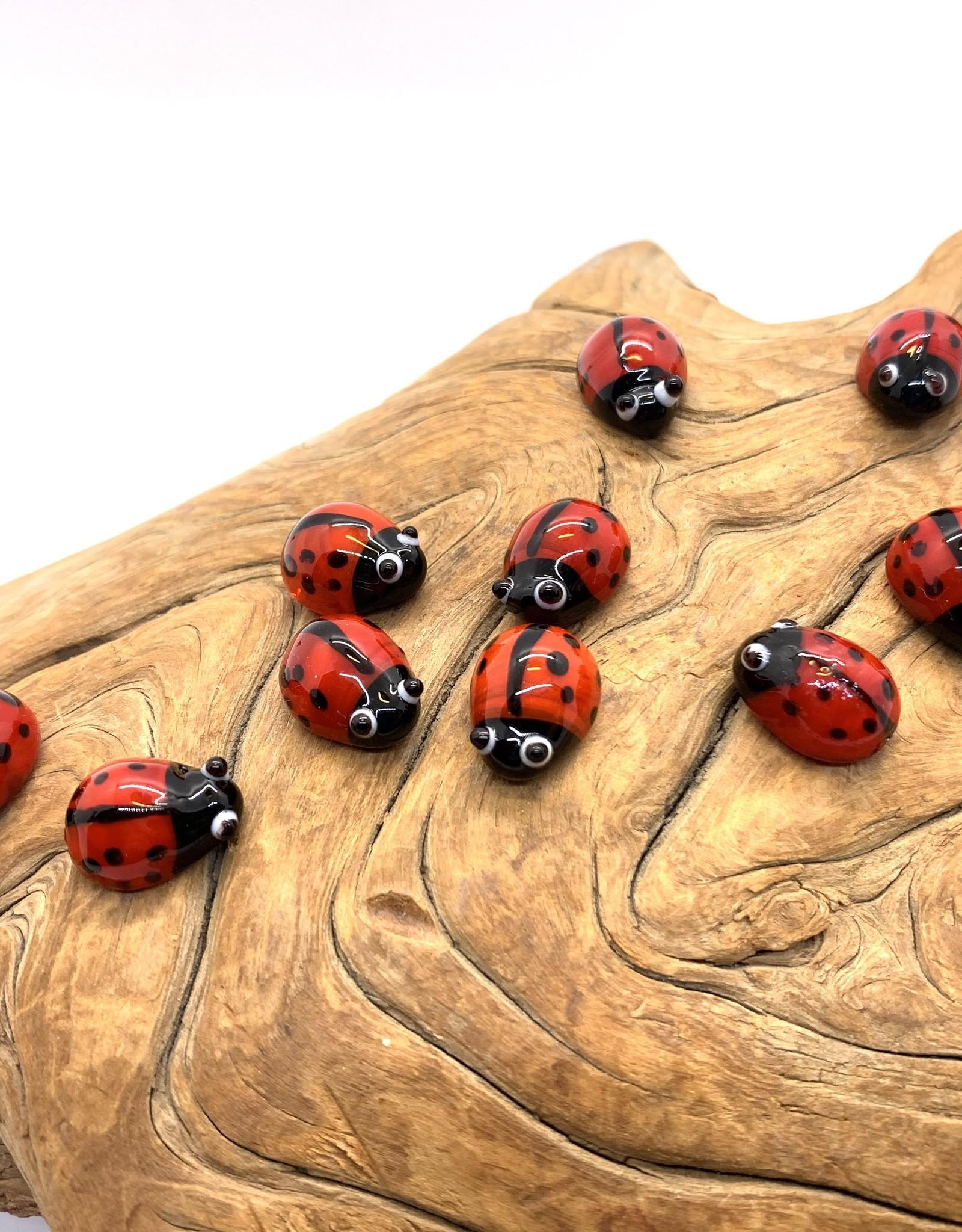 Glass Ladybug