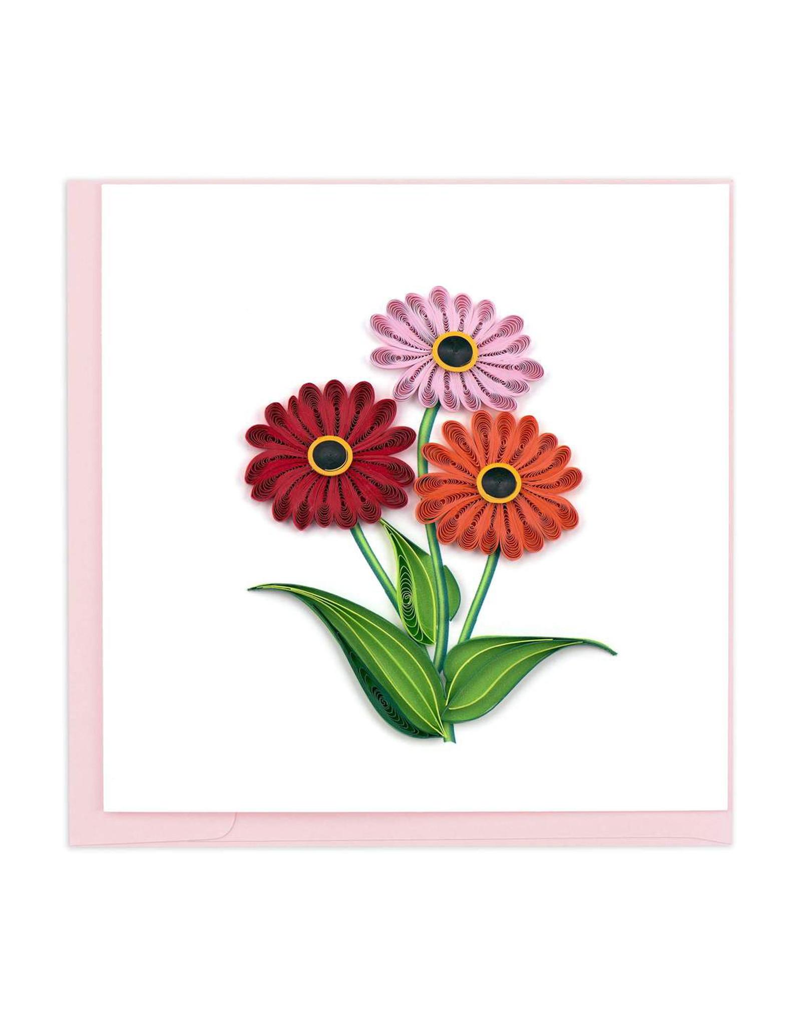 Gerbera Daisies Card