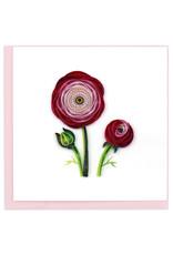 Ranunculus Card