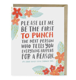 Everything Happens Card