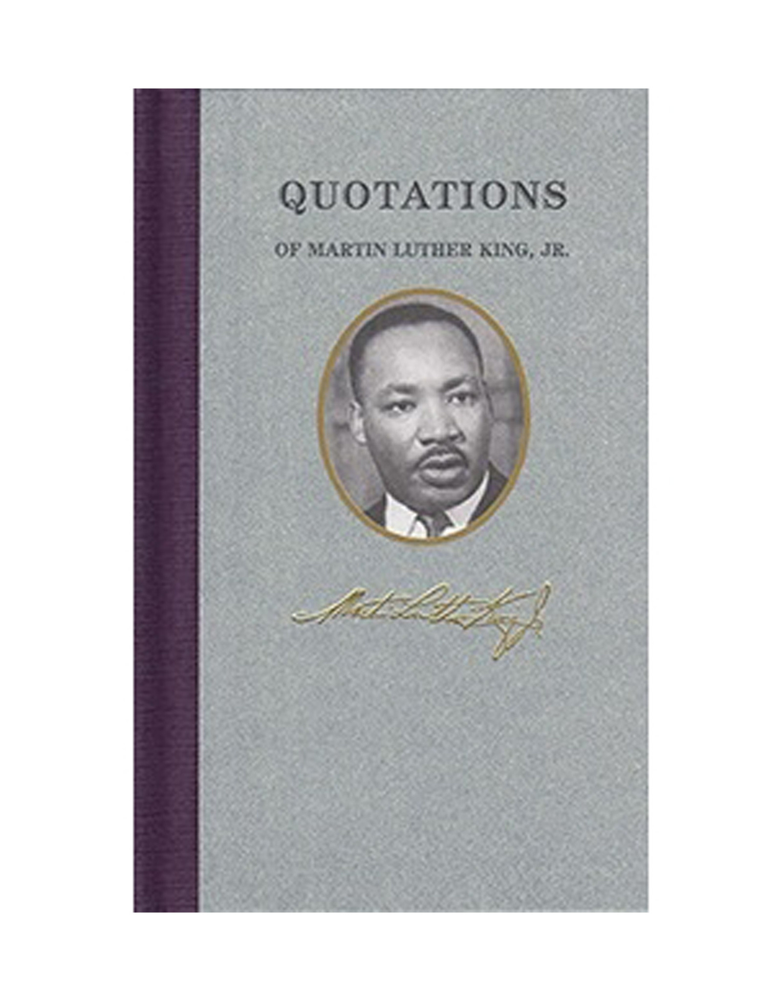 Quotations of Martin Luther King Book