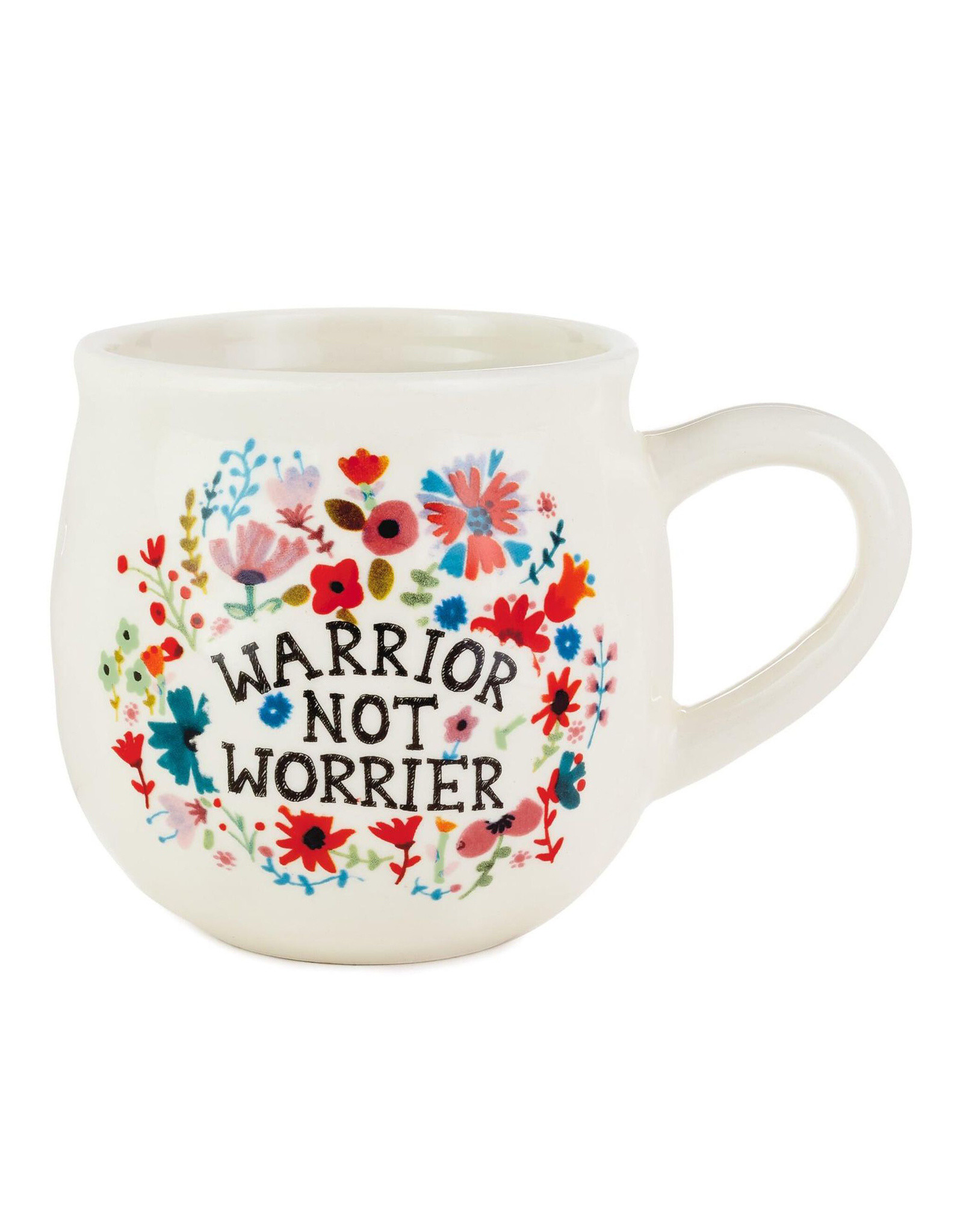 Warrior Not Worrier Mug