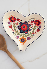 Spoon Rest Live Happy Heart
