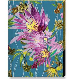 Jungle Bloom Mini Notebook