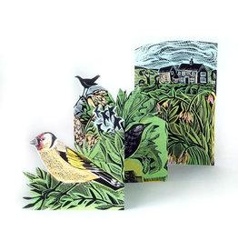 Garden Concertina Card