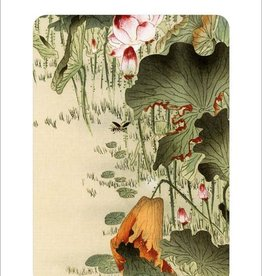 Lily Flower Sympathy Card