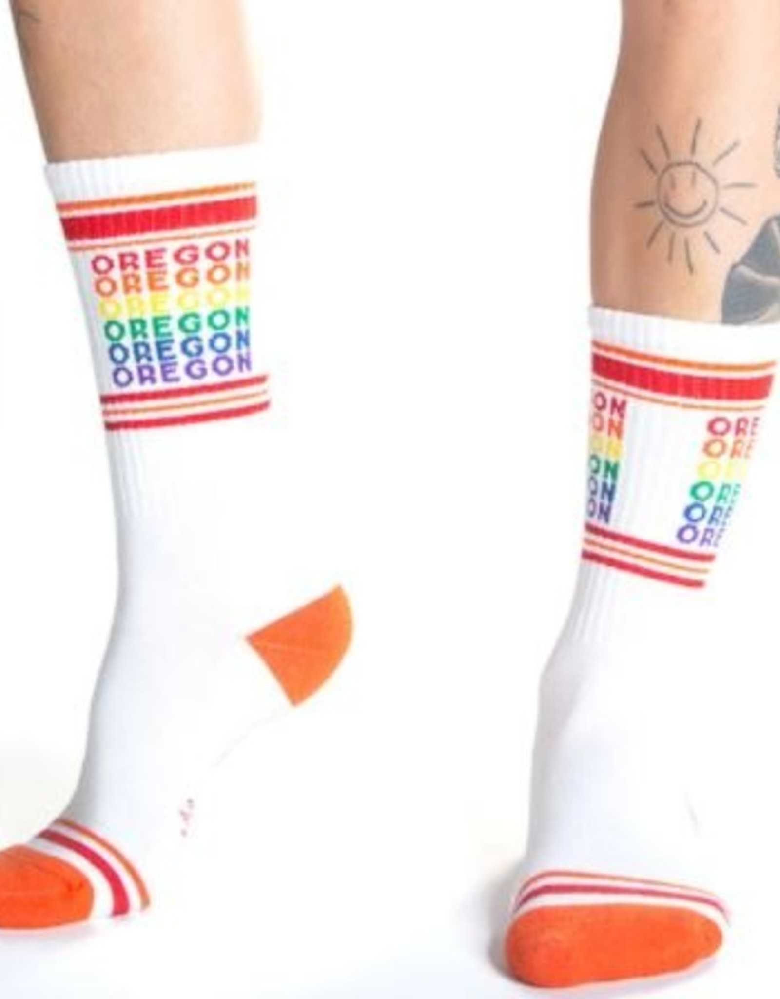 Oregon Rainbow Socks