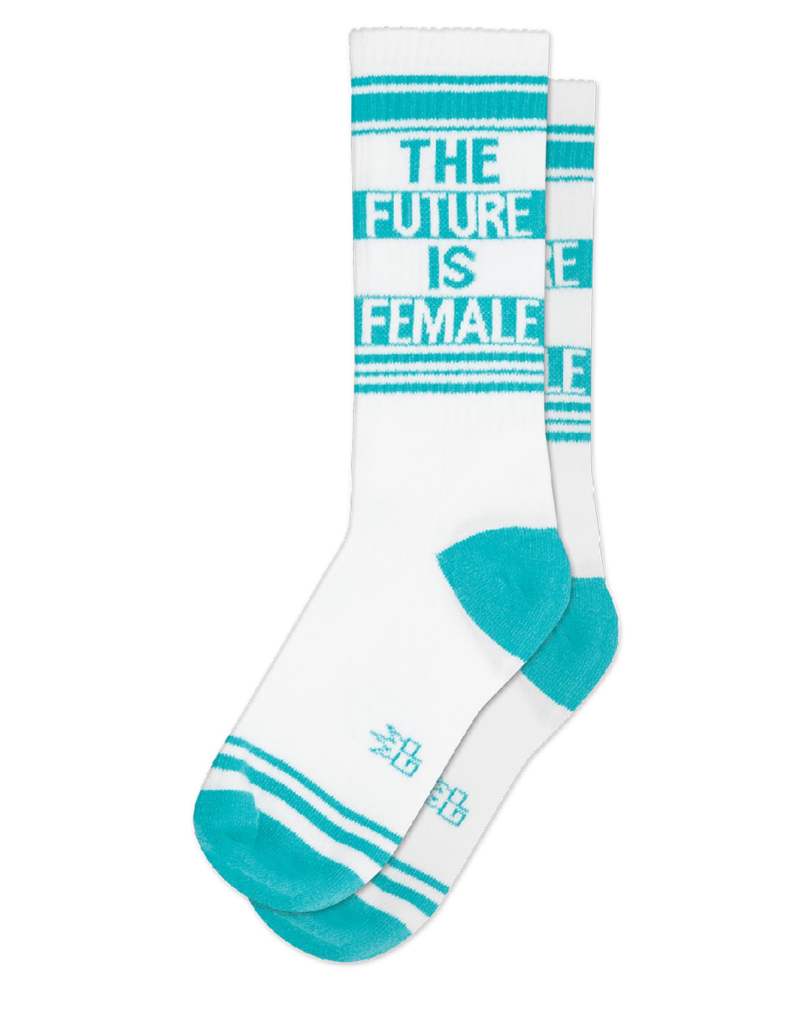 The Future Is Female Socks