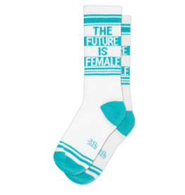 The Future Is Female Socks