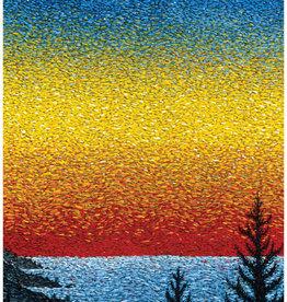 Lake Sunset Thinking of You Card