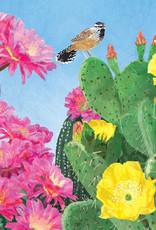Cactus Wren Birthday Card
